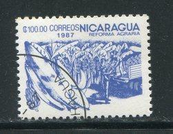 NICARAGUA- Y&T N°1458- Oblitéré - Nicaragua
