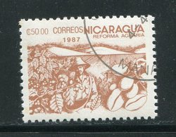 NICARAGUA- Y&T N°1456- Oblitéré - Nicaragua