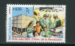 NICARAGUA- P.A Y&T N°961- Oblitéré - Nicaragua