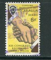 NICARAGUA- P.A Y&T N°450- Oblitéré - Nicaragua