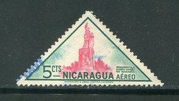 NICARAGUA- P.A Y&T N°254- Oblitéré - Nicaragua