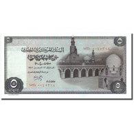 Billet, Égypte, 5 Pounds, 1969-1978, KM:45a, NEUF - Egypte