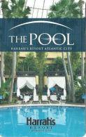 Harrah's Casino Atlantic City, NJ - Hotel Keycards