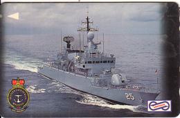 MALAYSIA(GPT) - Vessel, CN : 48UAFD, Tirage 50000, Used - Army