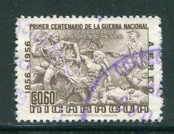 NICARAGUA- P.A Y&T N°339- Oblitéré - Nicaragua