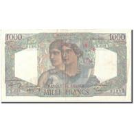 France, 1000 Francs, 1 000 F 1945-1950 ''Minerve Et Hercule'', 1950, 1950-04-20 - 1871-1952 Anciens Francs Circulés Au XXème