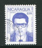 NICARAGUA- P.A Y&T N°1250- Oblitéré - Nicaragua