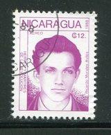 NICARAGUA- P.A Y&T N°1246- Oblitéré - Nicaragua