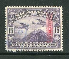 NICARAGUA- P.A Y&T N°117 (A)- Oblitéré - Nicaragua