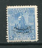 NICARAGUA- Service Y&T N°101- Neuf Sans Charnière ** - Nicaragua