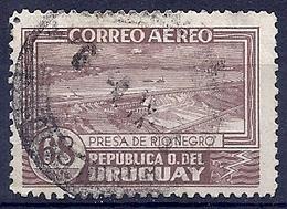 180030889  URUGUAY YVERT  AEREO  Nº   85A - Uruguay