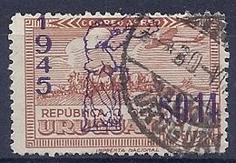 180030894  URUGUAY YVERT  AEREO  Nº   111 - Uruguay