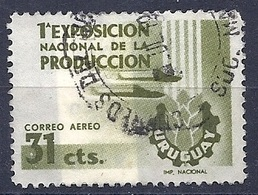 180030896  URUGUAY YVERT  AEREO  Nº   148 - Uruguay