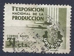 180030897  URUGUAY YVERT  AEREO  Nº   148 - Uruguay