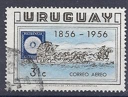 180030900  URUGUAY YVERT  AEREO  Nº   151 - Uruguay