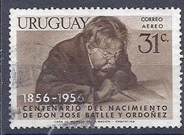 180030901  URUGUAY YVERT  AEREO  Nº   155 - Uruguay