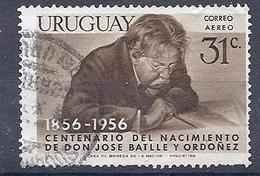 180030902  URUGUAY YVERT  AEREO  Nº   155 - Uruguay