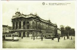 CPSM DE ANVERS  (BELGIQUE)  THEÂTRE FLAMAND - Antwerpen