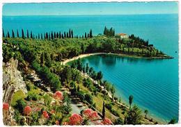 V3700 Lago Di Garda - Gardesana Orientale (Verona) - Baia Delle Sirene - Panorama / Viaggiata 1966 - Italia
