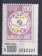 180030906  URUGUAY YVERT  AEREO  HB  Nº   27  */MH - Uruguay