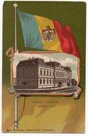 ROMANIA/ROUMANIE - BARLAD/BERLAD - OLD COLOUR LITHO - Romania