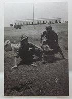 CAMPO POLO ASMARA ERITREA 1935 RIPRODUZIONE FOTO B/N VINTAGE - Riproduzioni