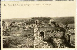 Ruines De La Forteresse De LOGNE - Ferrières