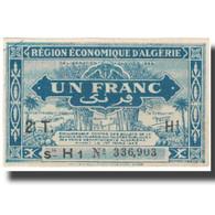 Billet, Algeria, 1 Franc, 1944, 1944-01-31, KM:101, SUP+ - Algérie