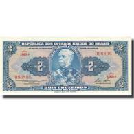 Billet, Brésil, 2 Cruzeiros, KM:151a, NEUF - Brésil