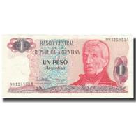 Billet, Argentine, 1 Peso Argentino, 1985, 1985, KM:311a, SPL+ - Argentine