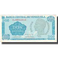 Billet, Venezuela, 2 Bolivares, 1989, 1989-10-05, KM:69, TTB+ - Venezuela