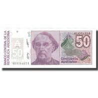 Billet, Argentine, 50 Australes, Undated (1986-89), KM:326a, NEUF - Argentine