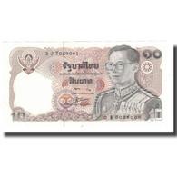 Billet, Thaïlande, 10 Baht, 1980, 1980, KM:87, SPL - Thailand