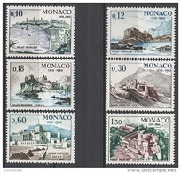MONACO 1966 - SERIE N° 677 A 682 - 6 TP NEUFS** - Monaco