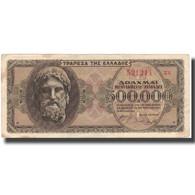 Billet, Grèce, 500,000 Drachmai, 1944, 1944-03-20, KM:126a, TTB - Grèce