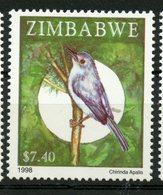 Zimbabwe 1998 $7.40 Birds Issue #810  MNH - Zimbabwe (1980-...)
