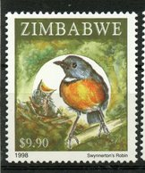 Zimbabwe 1998 $9.90 Birds Issue #811  MNH - Zimbabwe (1980-...)