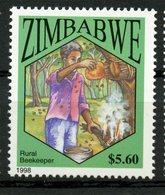 Zimbabwe 1998 $5.60 Apiculture Issue #799  MNH - Zimbabwe (1980-...)