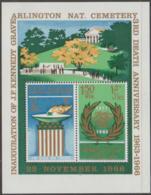 SHARJAH, KHOR  FAKKAN - J. F. Kennedy Souvenir Sheet. MNH ** - Khor Fakkan