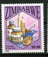 Zimbabwe 1998 $9.90 Apiculture Issue #801  MNH - Zimbabwe (1980-...)