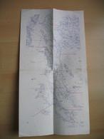 Fishing.OPCINA ZONA PODVODNOG LOVA CRES-LOSINJ - Cartes Topographiques