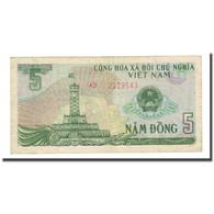 Billet, Viet Nam, 5 D<ox>ng, 1985, KM:92a, TB - Vietnam