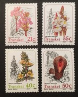 TRANSKEI - MNH** - 1991 - # 247/250 - Transkei