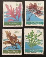 TRANSKEI - MNH** - 1988 - # 199/202 - Transkei