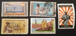 ZANZIBAR - (0) -LOT - Zanzibar (1963-1968)