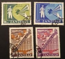 ZANZIBAR - (0) -1965 - # 319/322 - Zanzibar (1963-1968)