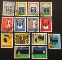 ZANZIBAR - (0) -1964 - # 305/318 - Zanzibar (1963-1968)