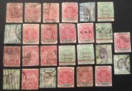 TRANSVAAL - (0) - LOT - Transvaal (1870-1909)