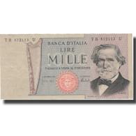 Billet, Italie, 1000 Lire, 1973, 1973-02-05, KM:101c, TTB - 1000 Lire