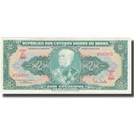Billet, Brésil, 2 Cruzeiros, KM:157Aa, SUP - Brésil
